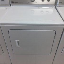 White Maytag Dryer