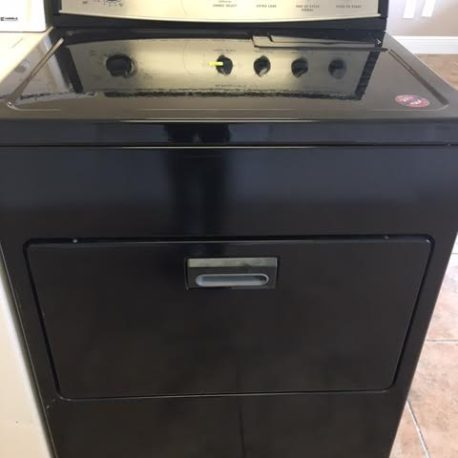 Lovely Black Kitchenaid Dryer