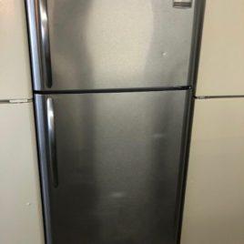 Stainless Frigidaire Top&Bottom Refrigerator