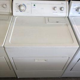 Whirlpool Dryer Beige